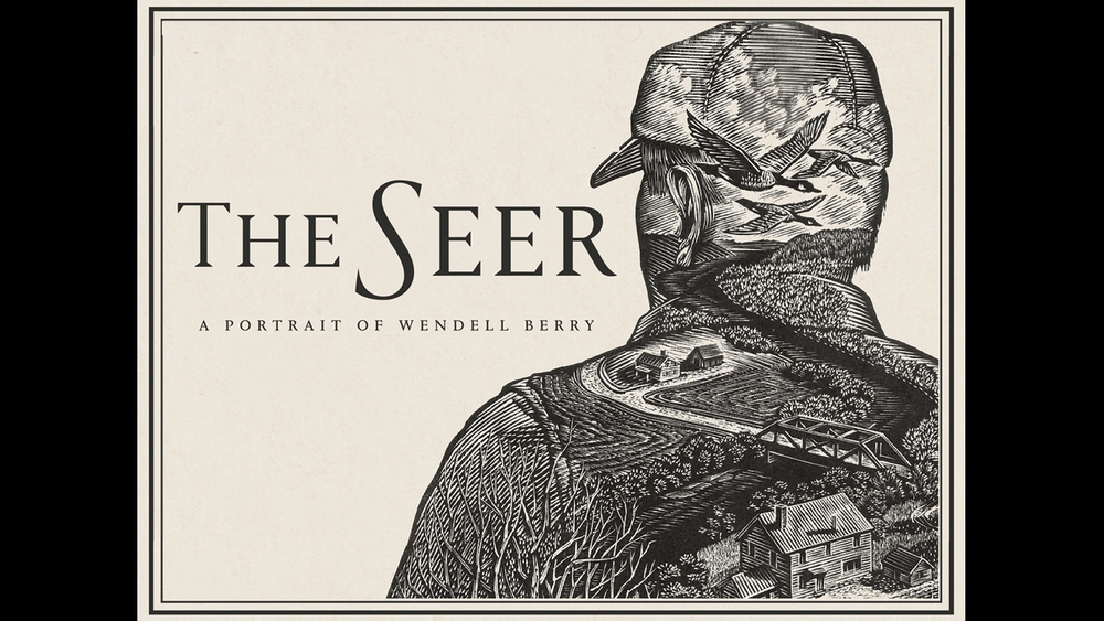 Film promotional image from the   Kickstarter campaign for The Seer