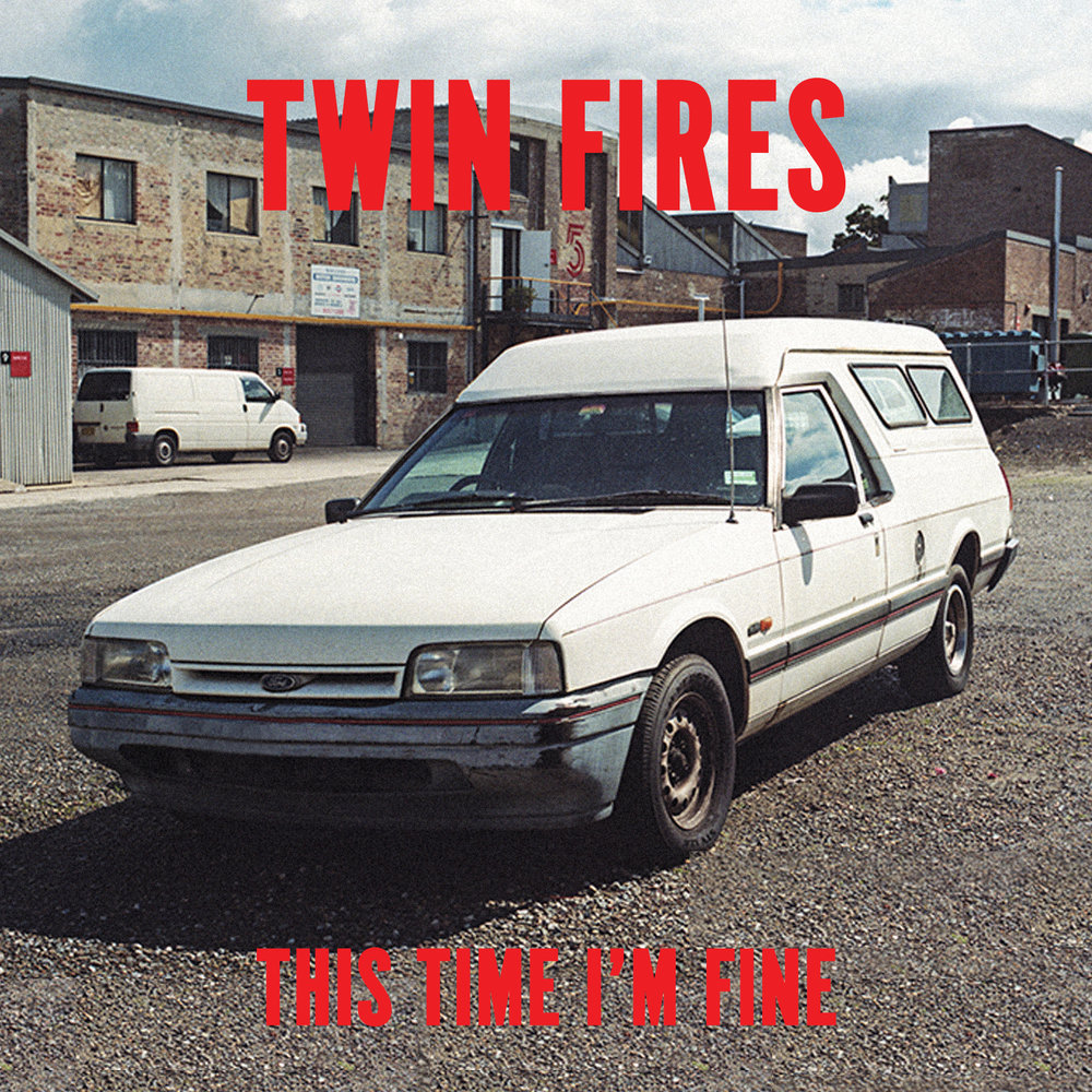 TWIN FIRES DEBUT EP OUT NOW ON ITUNES AND SPOTIFY