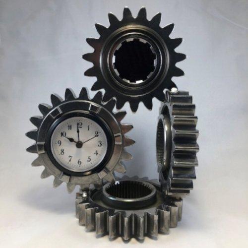 IndyCar Drop Gear Ratio Clock