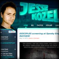 www.JesseKozel.com  Jesse Kozel Actor & Producer Orlando, FL