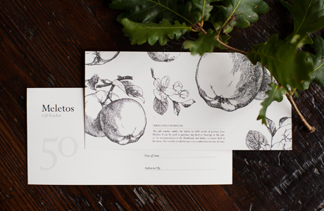 Meletos Gift Vouchers