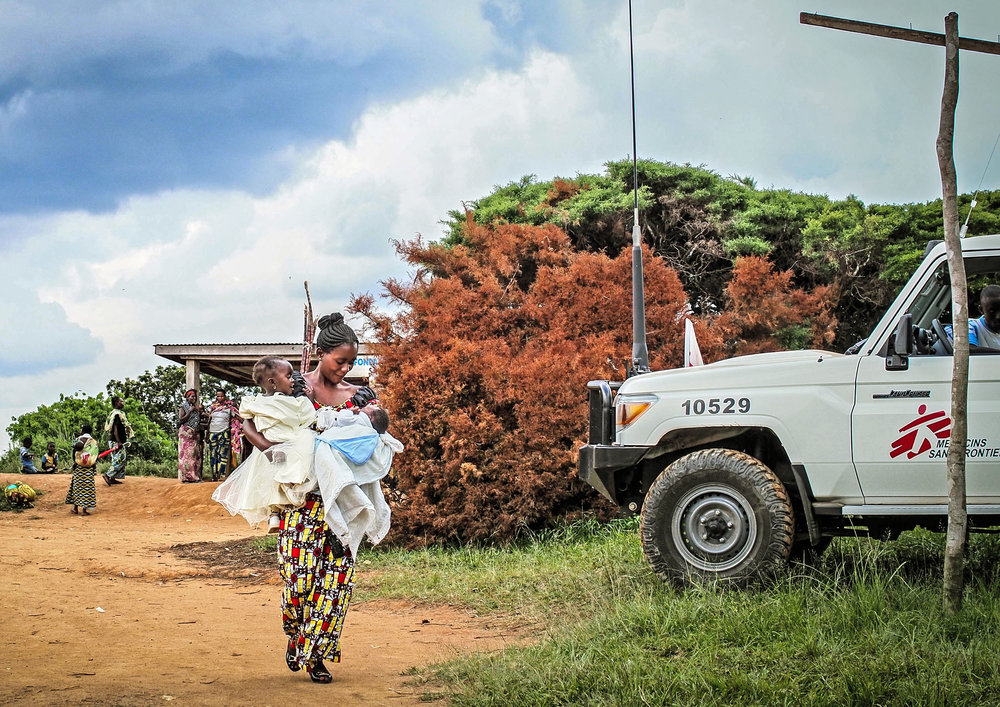 Democratic Republic of Congo © Gabrielle Klein/MSF