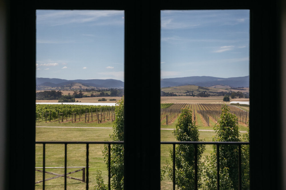 The Farmhouse at Meletos Yarra Valley Accommodation