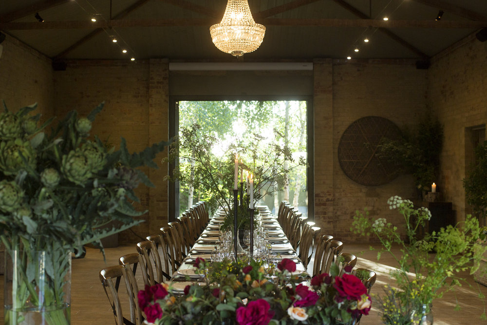 Private Events The Warehouse at Meletos Yarra Valley