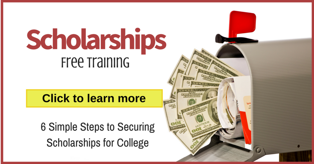 How to win scholarships for college