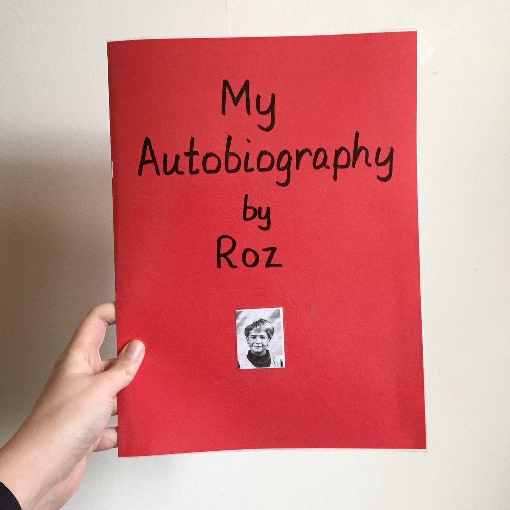 My Autobiography , Essays and drawings by Roz Crews with photos by Pat and Suzanne Crews, September 1998.  Not available.  This publication features anecdotes and facts about Roz Crews' life up until 1998.