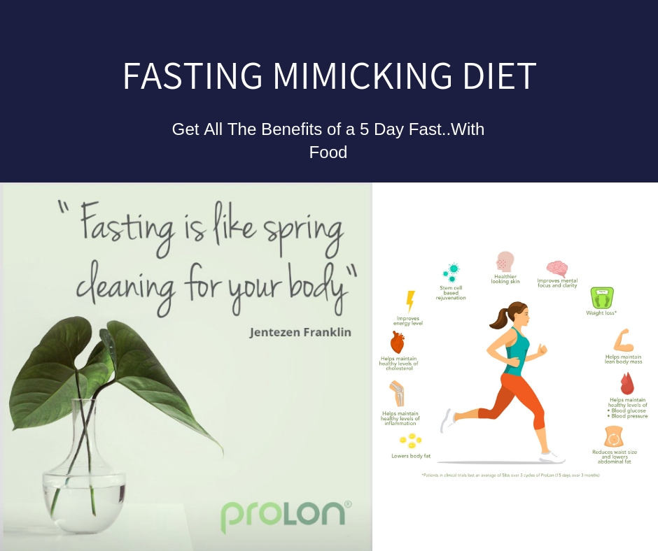 fasting mimicking diet — Dr  BreAnna M  Guan, Natural