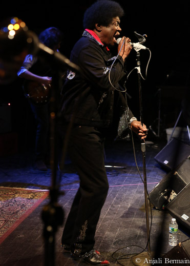 Charles Bradley, The Bearsville Theater