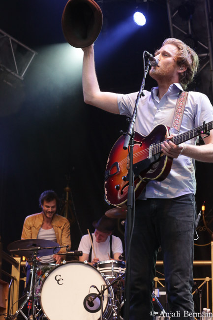 The Lumineers,   Mountain Jam