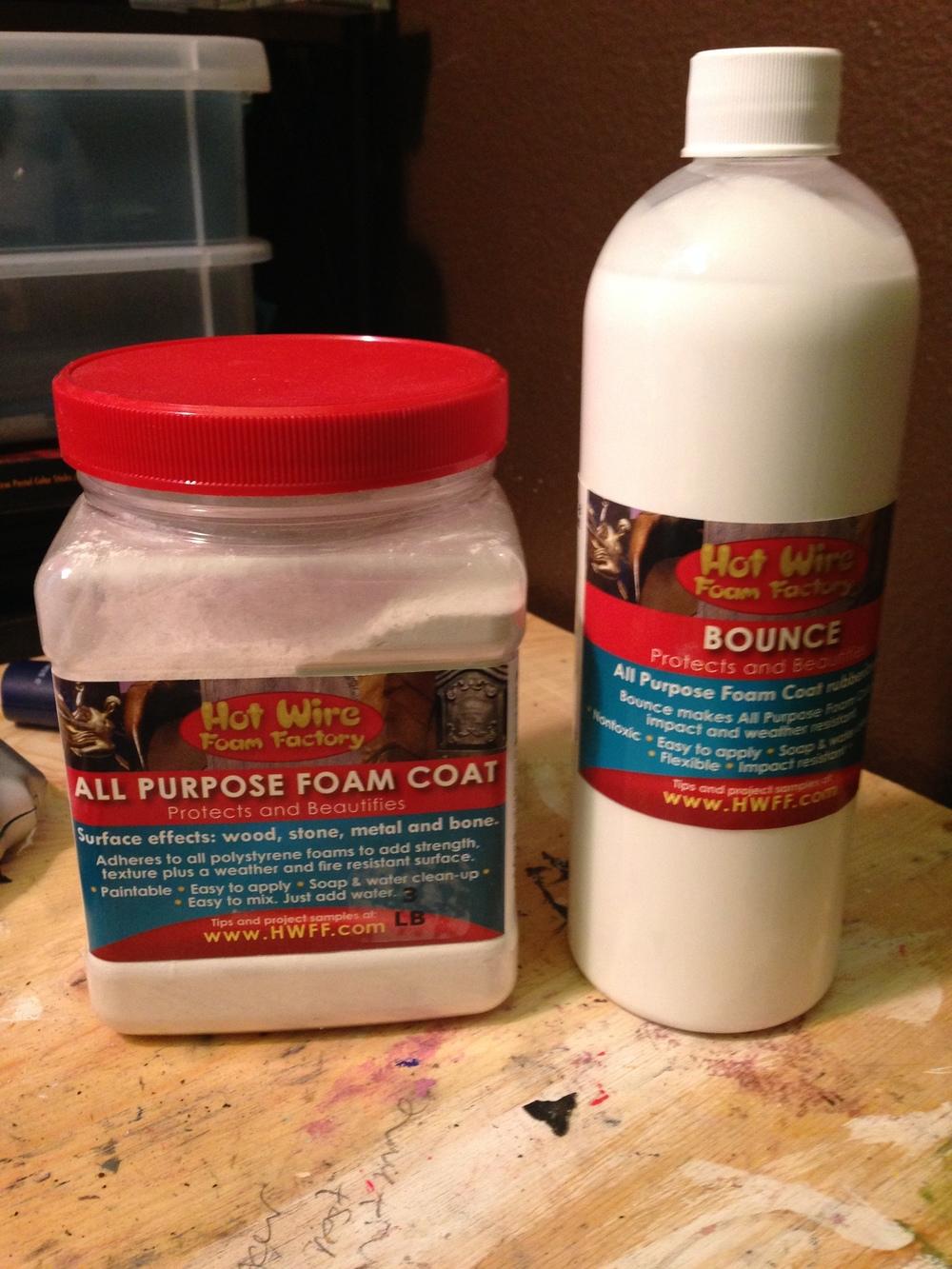 Foam Coat