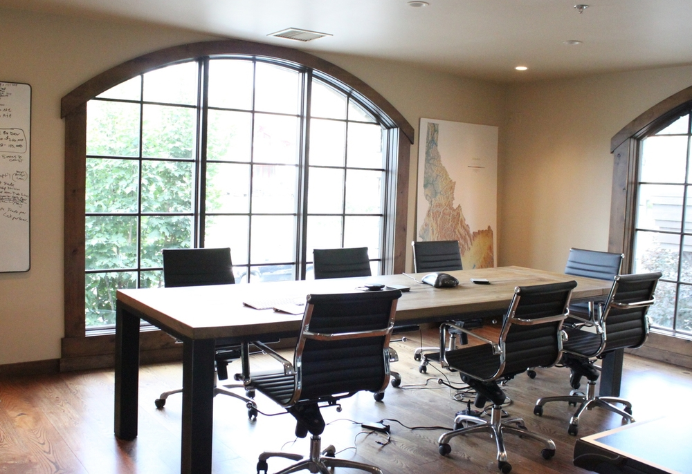 Sawtooth Development Group Board Room