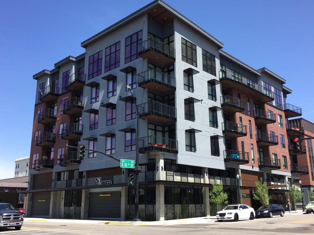119 Condo Building, Boise, Idaho