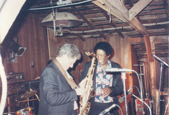1988 - CLINTON ON THE SAXAPHONE