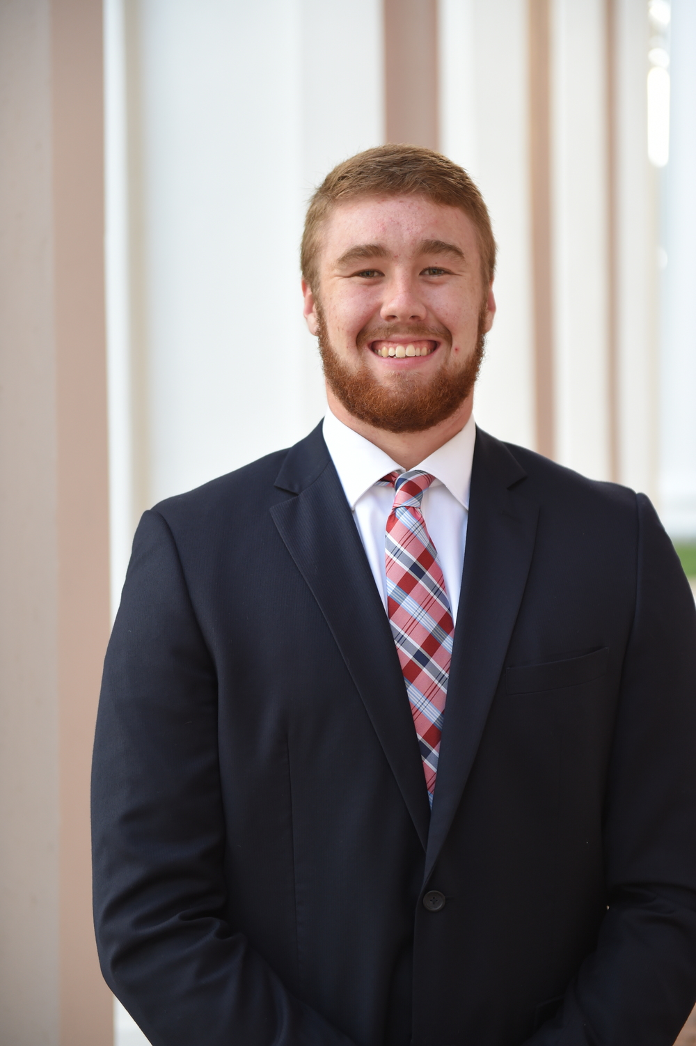 RANDY KARLSON '16  CO-DIRECTOR OF COMMUNICATIONS