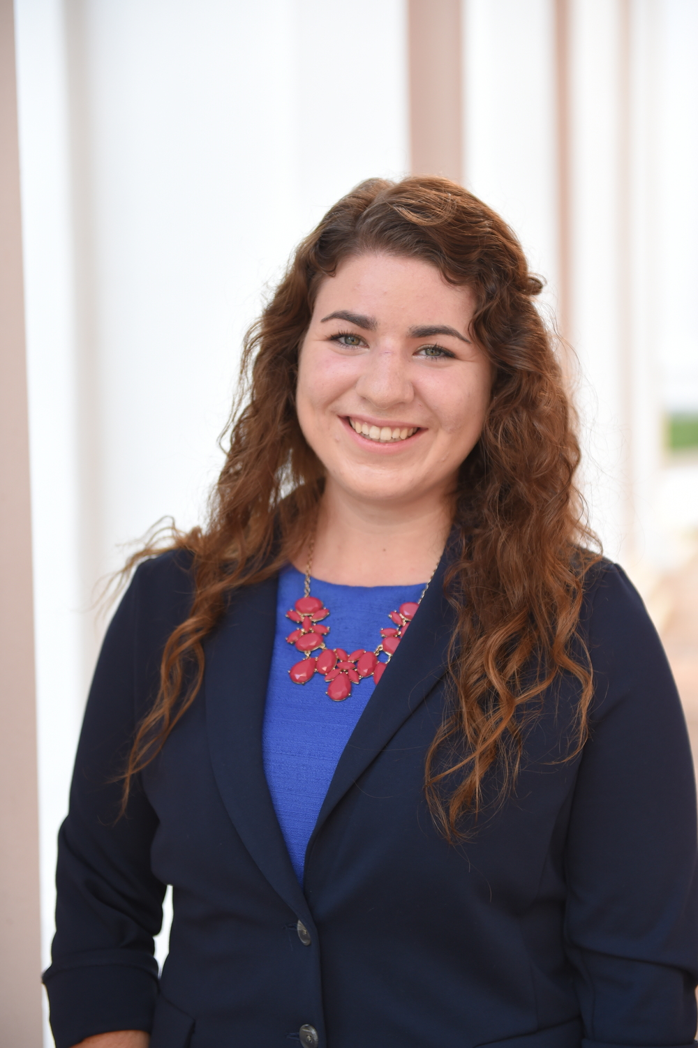 LINDSAY CATES '16  ADMINISTRATIVE ASSISTANT