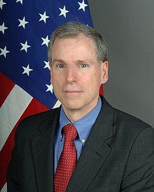 Robert Stephen Ford, former U.S. Ambassador to Syria