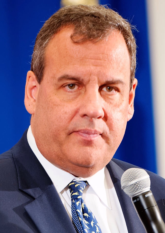 Chris Christie https://creativecommons.org/licenses/by-sa/4.0/legalcode