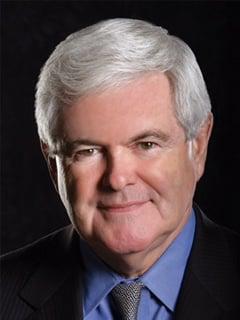 Former Speaker Mr.Newt Gingrich