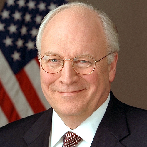 Mr. Dick Cheney