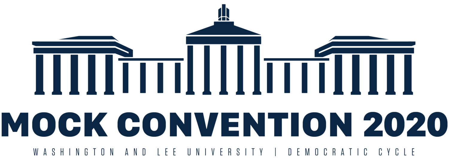 The 27th Washington and Lee University Mock Convention