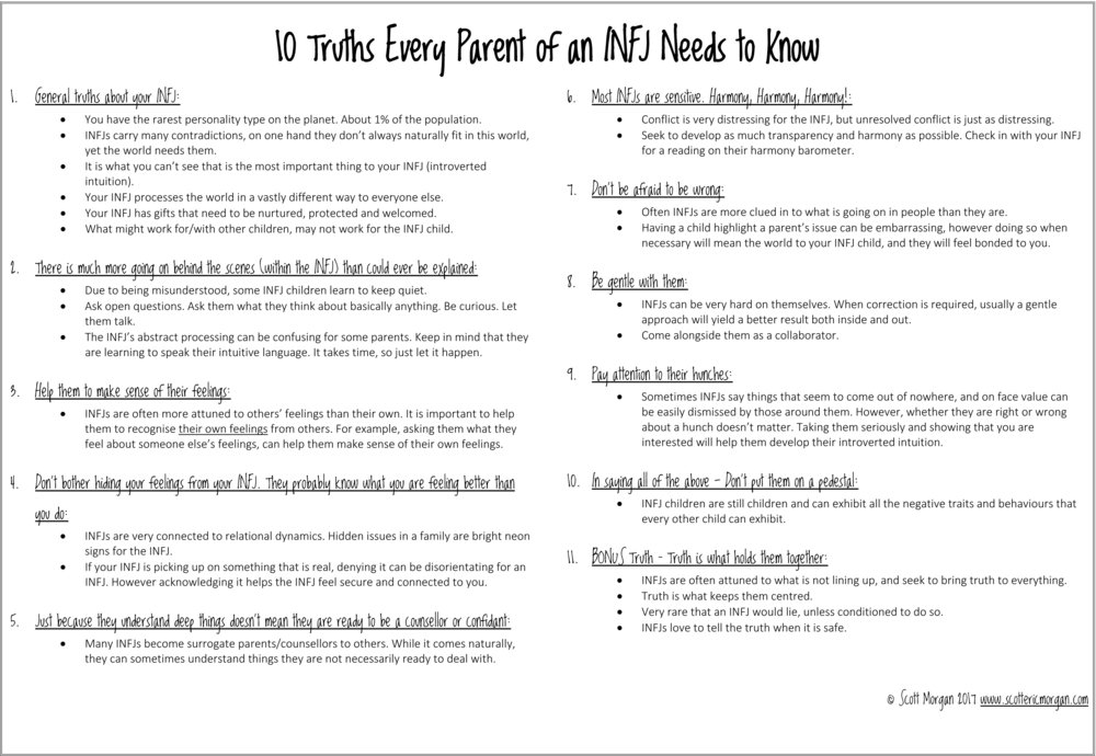 10 Truths Every Parent of an INFJ Needs to Know web printable.jpg