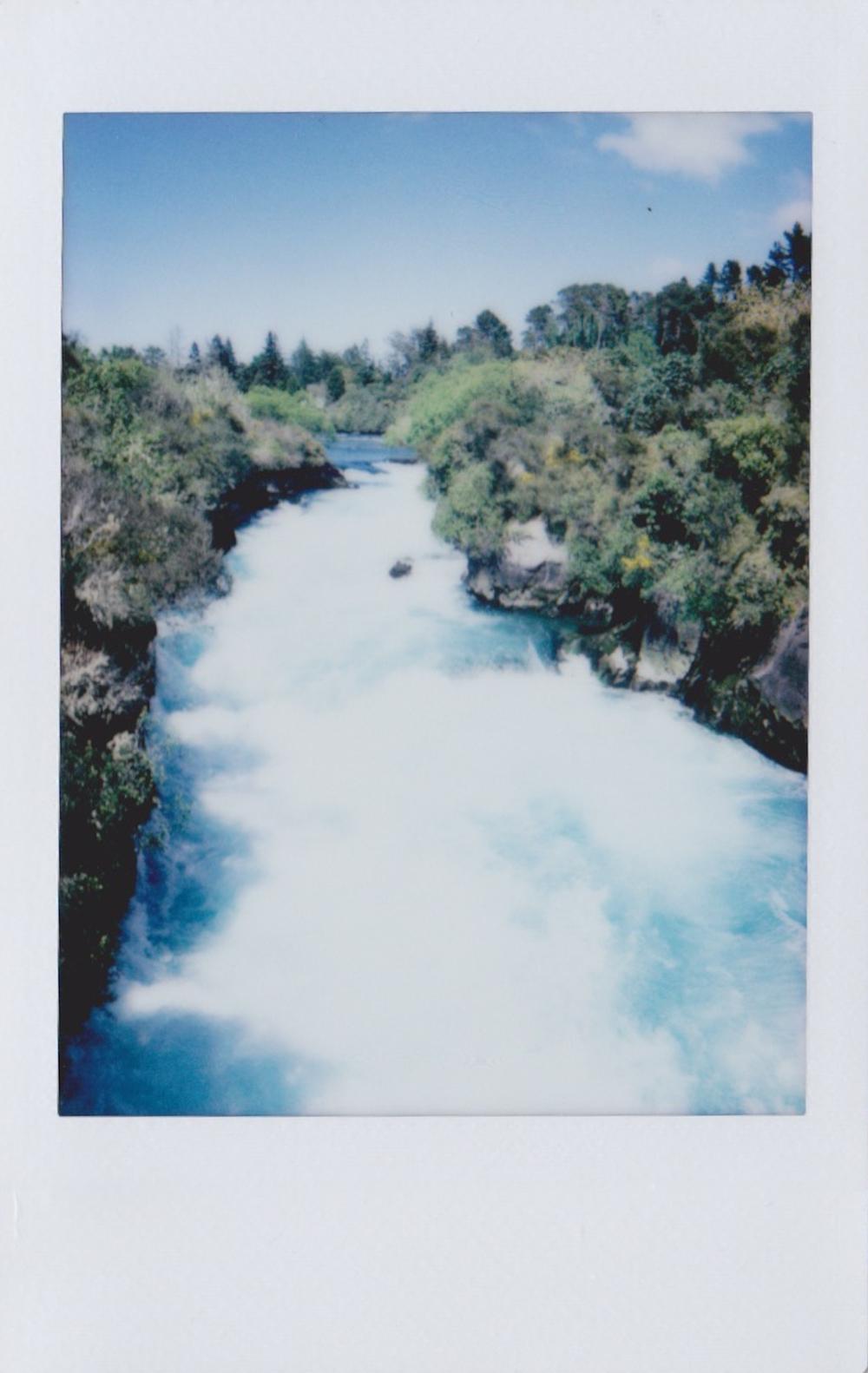 Izzie Rae Photography New Zealand polaroid