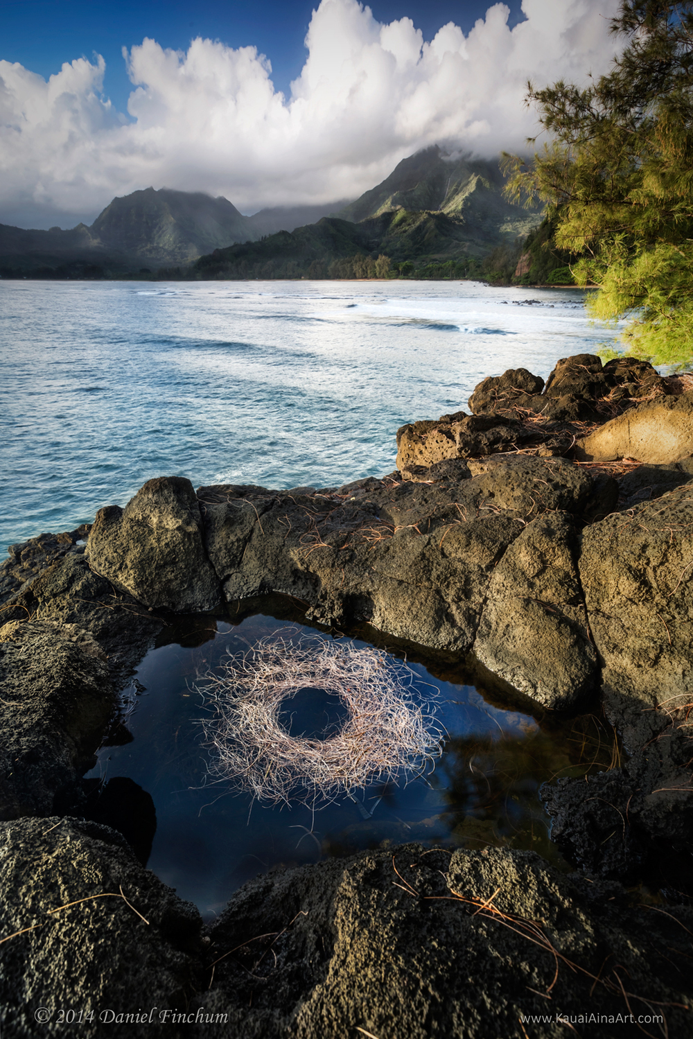 Ke Aloha O Hanalei (Hanalei Embrace)