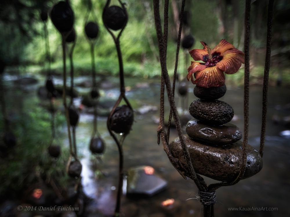 Ka Pua Lewa (Floating Blossom)