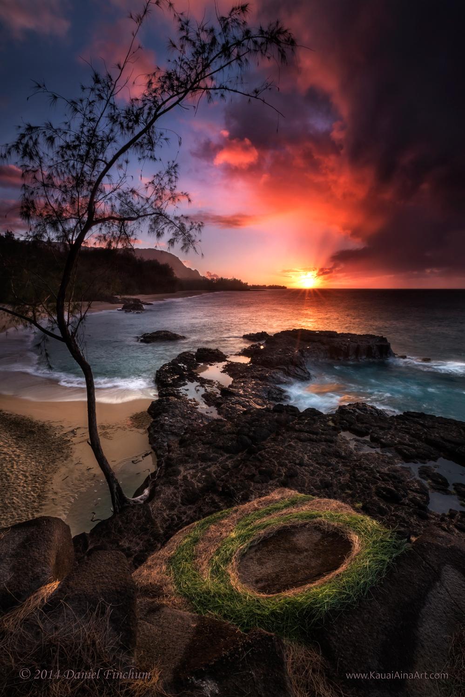 Ke Au O Lumahaʻi (Lumahai Current)