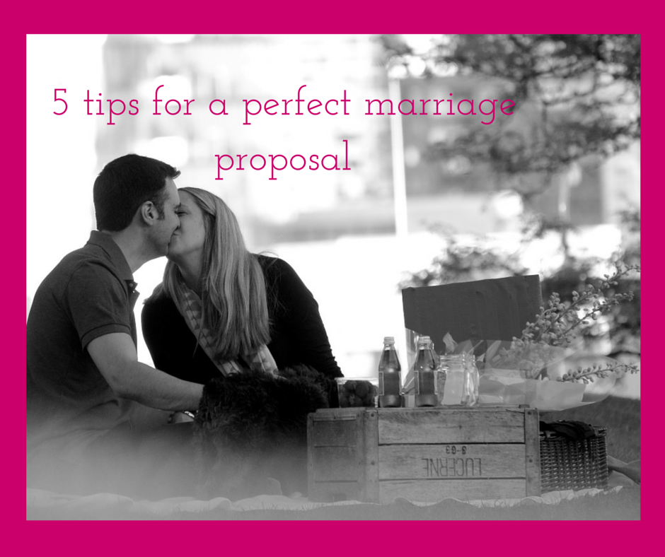 surprise me events tips for a perfect proposal