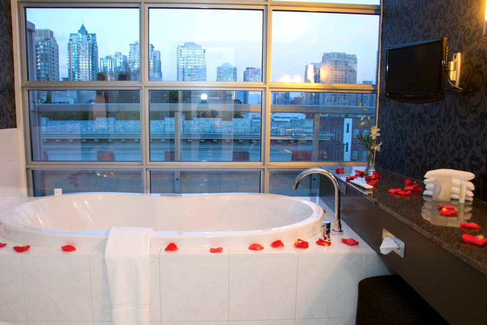 surprise me events proposal bathtub