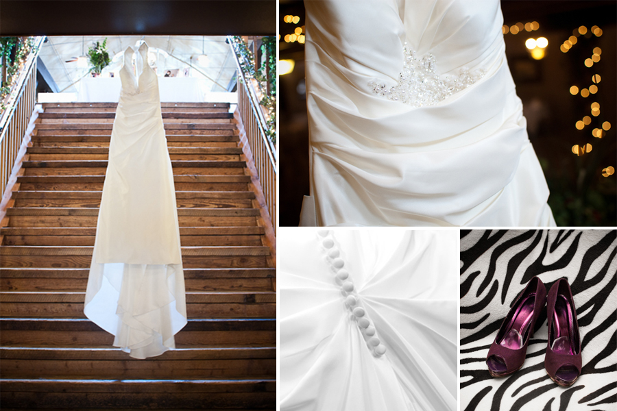 Jared M. Burns Photography Snohomish - Kara & Ryan Wedding - Dress 2