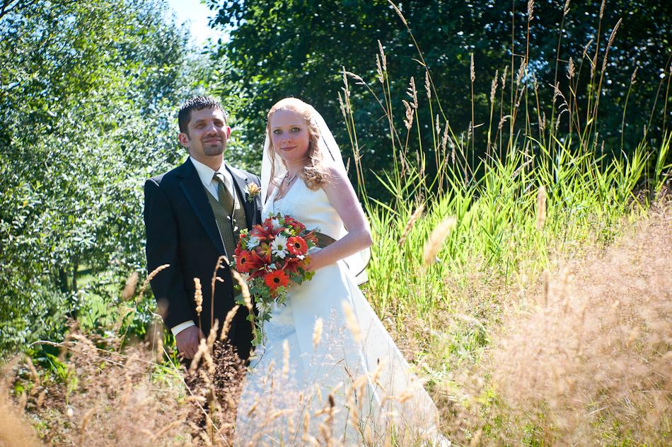 Jared M. Burns - Jannette & Scott - Country Location Wedding 07.5