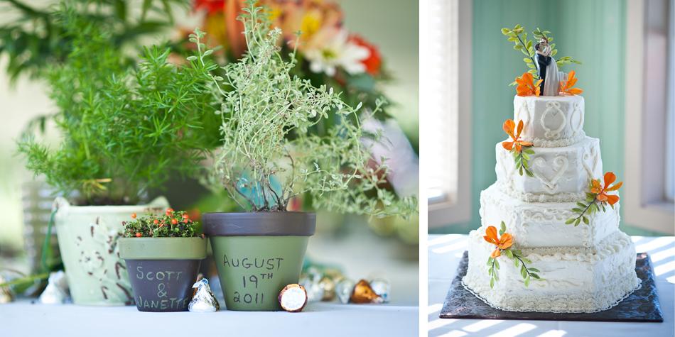 Jared M. Burns - Jannette & Scott - Country Location Wedding 09