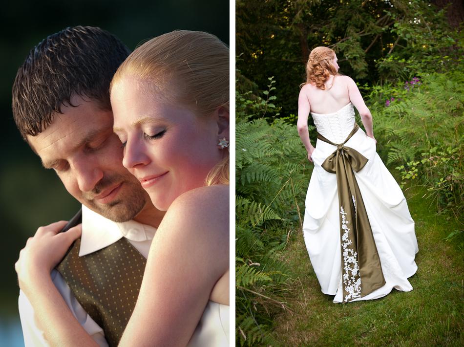 Jared M. Burns - Jannette & Scott - Country Location Wedding 10