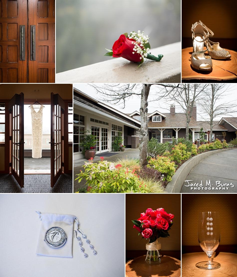 Salish Lodge at Snoqualmie Falls Winter Wedding - Jared M. Burns Photography (1)