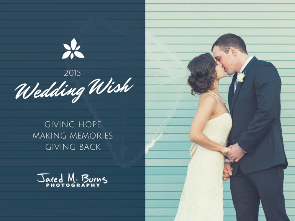 Wedding Wish - Seattle Photographer