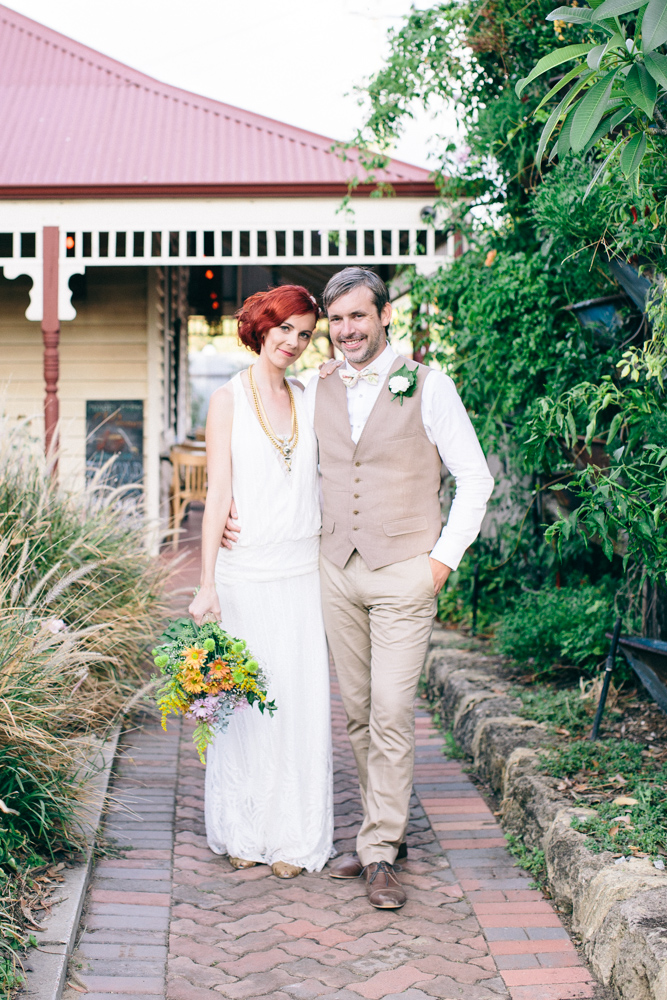Venue: Chapel Farm, Dress; Charlie Brear, Flowers; Prestige Petals, Ryans outfit; Roger David