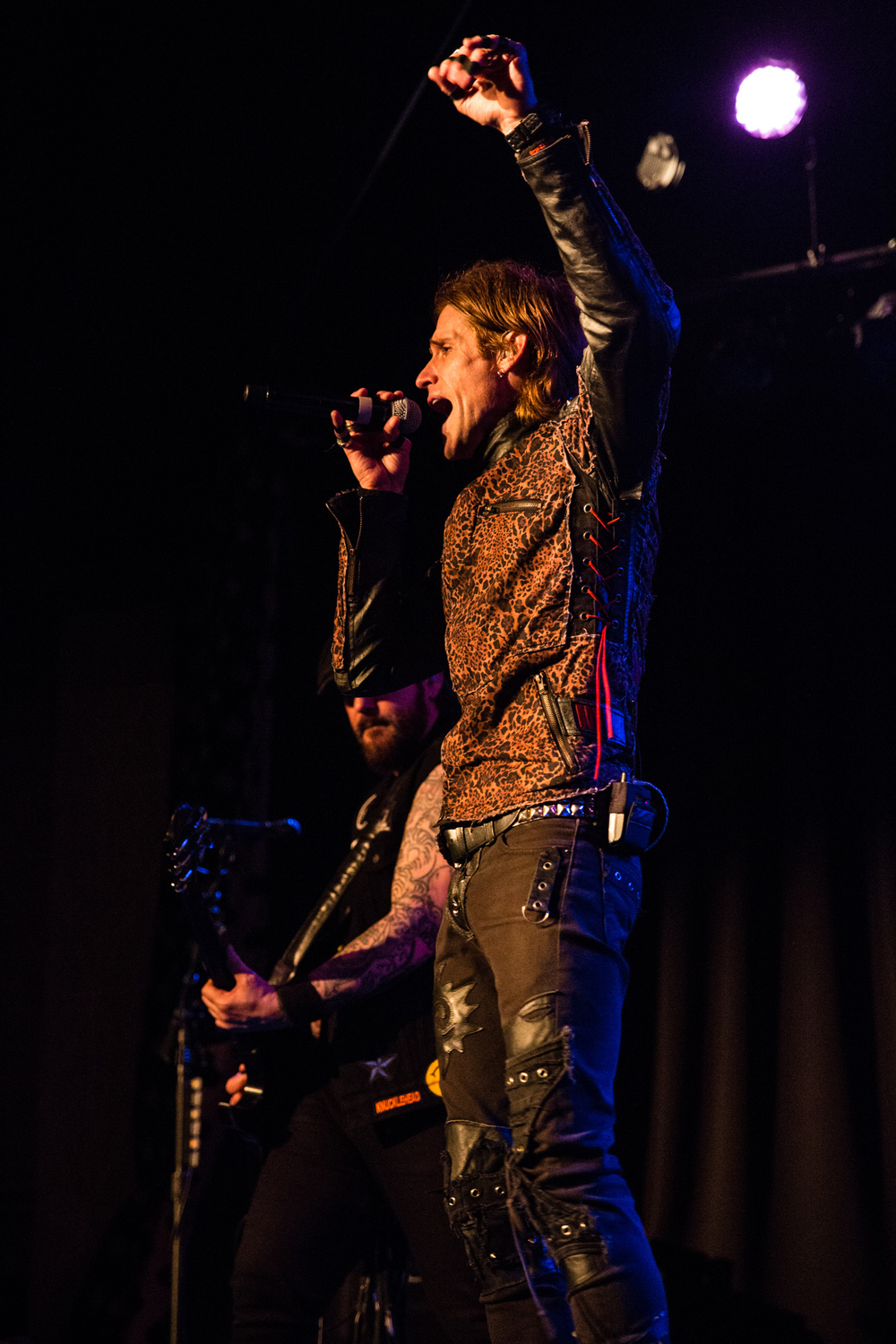 Buckcherry - Calgary Photographer © J. Dirom