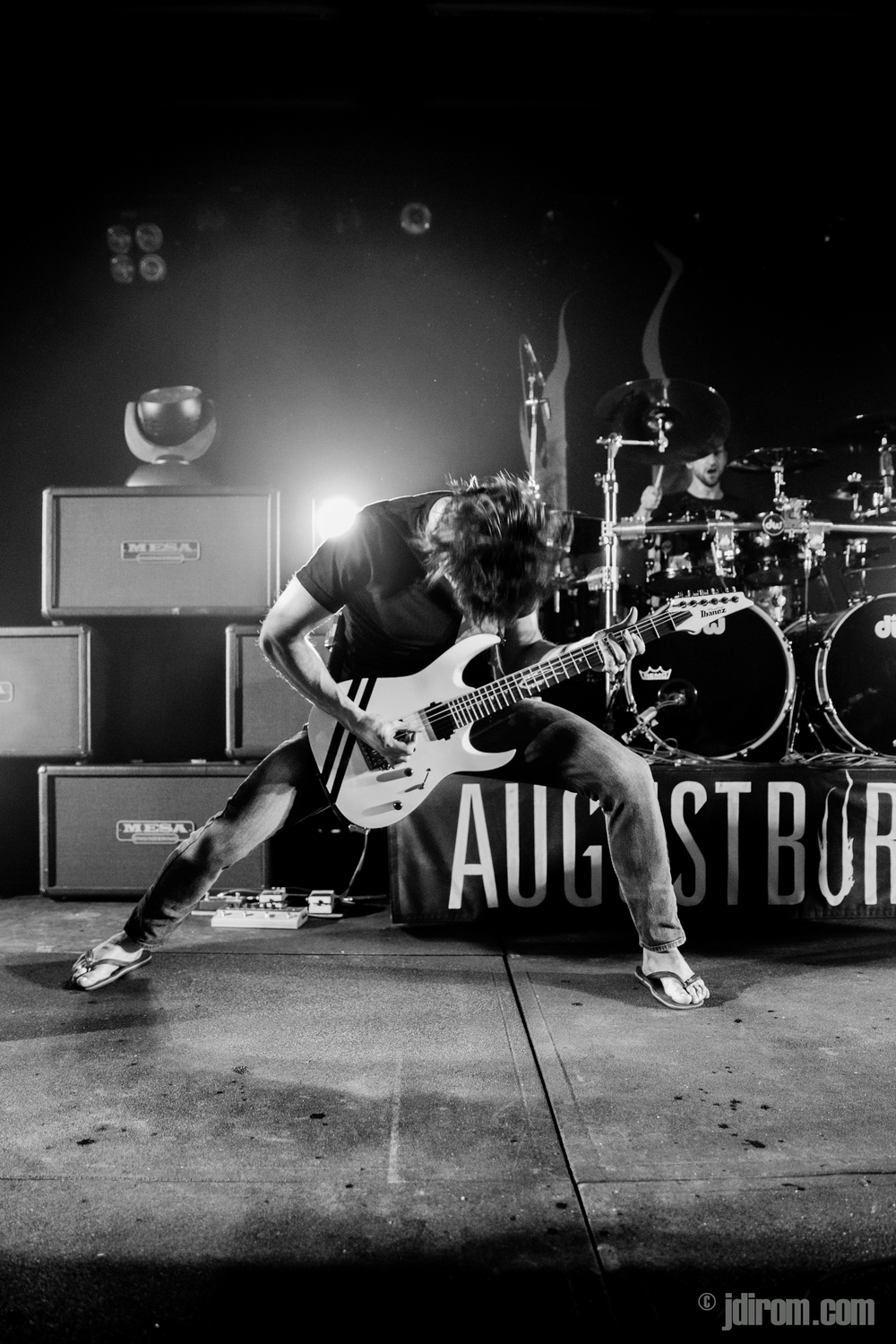 August Burns Red - Frozen Flame Tour - Concert Photography