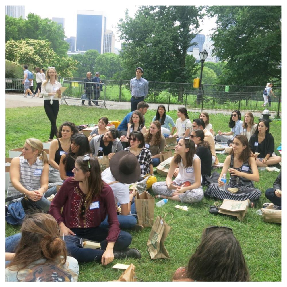 b5094b15f1dc Start of Summer- Picnic in the Park — YMA Fashion Scholarship Fund