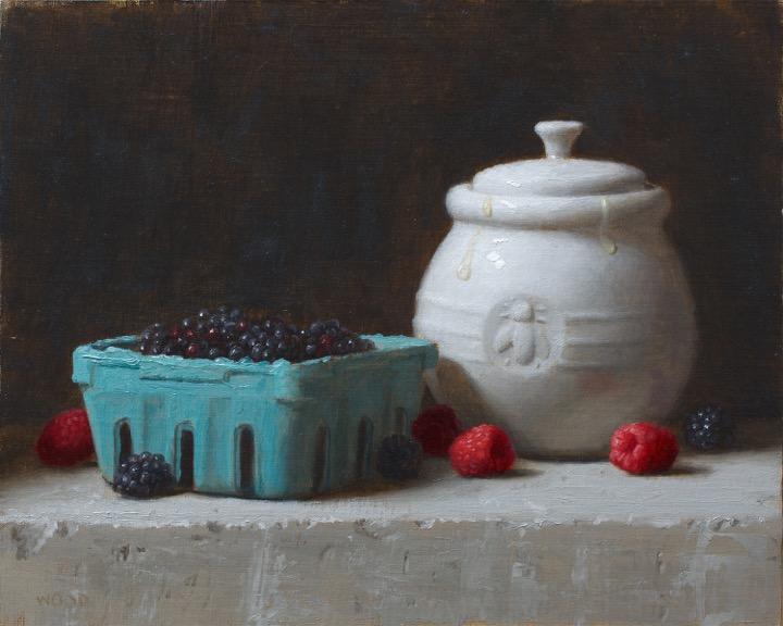 Honey & Berries, Justin Wood