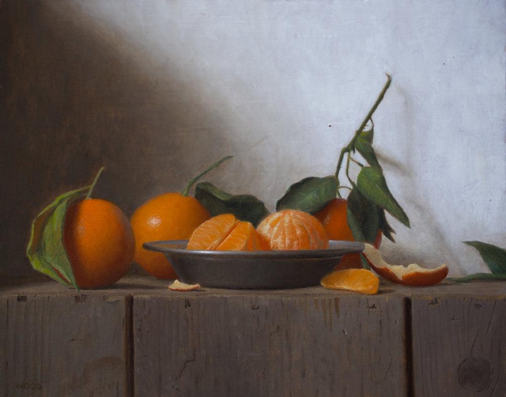 Satsuma & Mandarins, Justin Wood