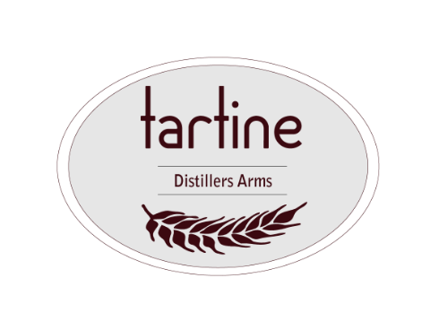 Tartine Restaurant at Distillers Arms.