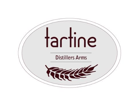 Tartine Restaurant at Distillers Arms.