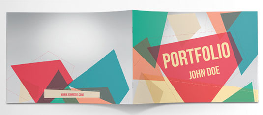 Of The Best Brochure Templates For Designers Warwickshire - Portfolio brochure template