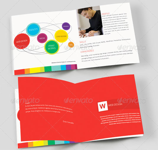 10 of the best brochure templates for designers warwickshire