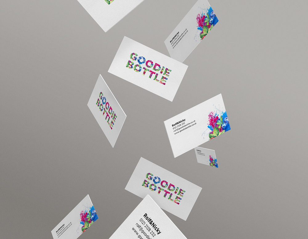 Business card designs leamington