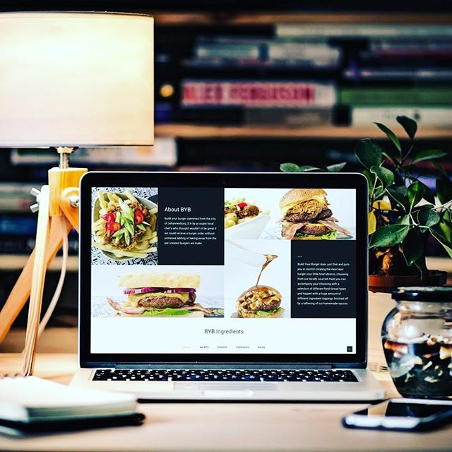 New Website launch for @buildyourburger over in #Warwick. Photo shoot was... filling. 🥓🍔 check them out if you get a chance by visiting buildyourburger.co #website #webdesign #burgerbar #burgerwebsite #uxdesign #uidesign #wpwebsite #websitedesigner #web #awesome