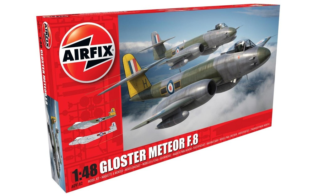 09182 Gloster Meteor F.8
